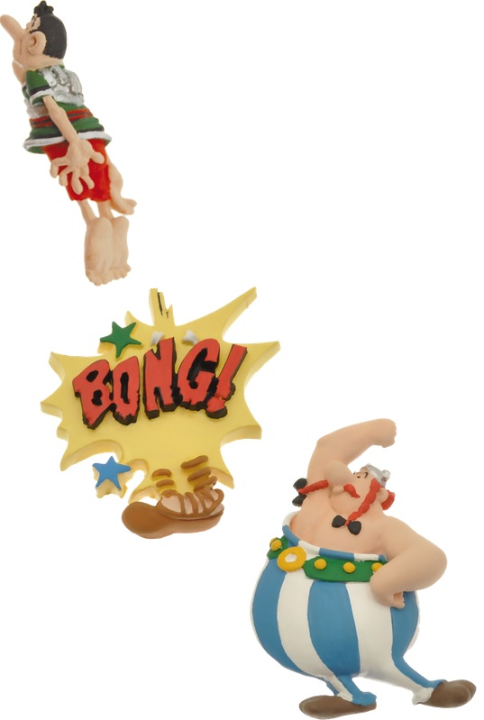 Mini magnets Obelix