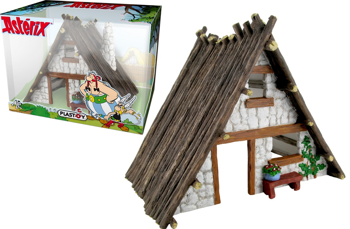 Box House Of Asterix