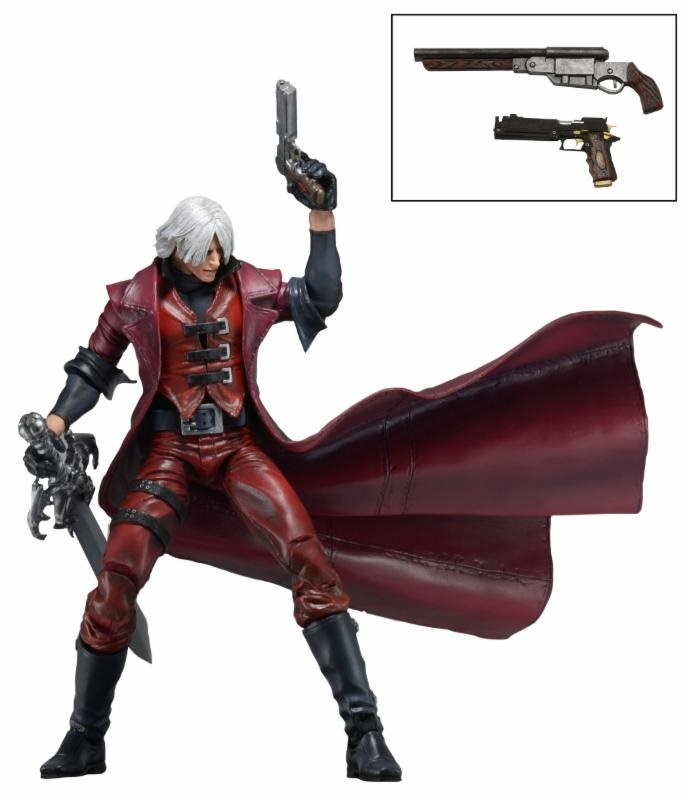 Devil May Cry: Ultimate Dante 7 inch