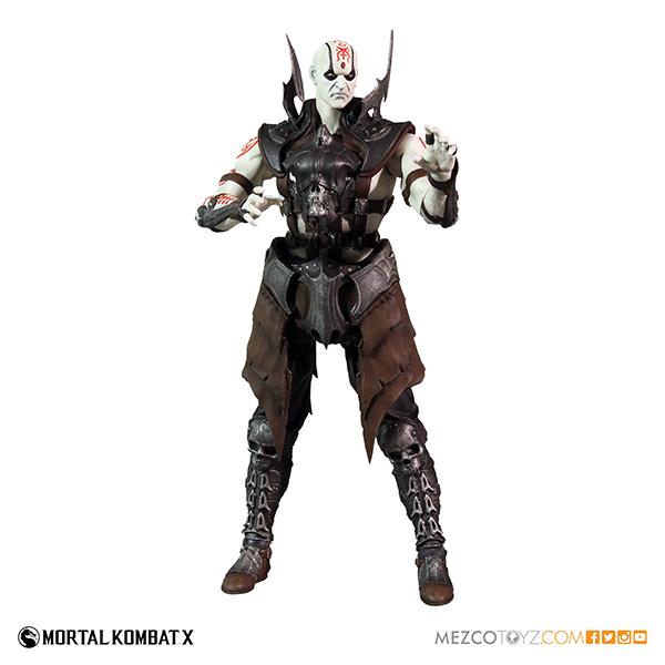 Mortal Kombat X Series 2: QUAN CHI