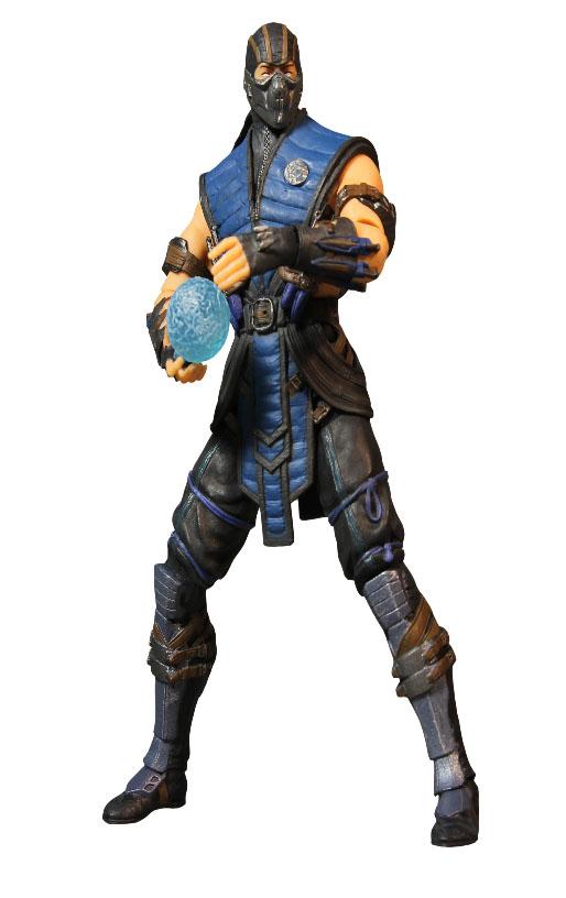 Mortal Kombat: Sub-Zero 12 inch figure