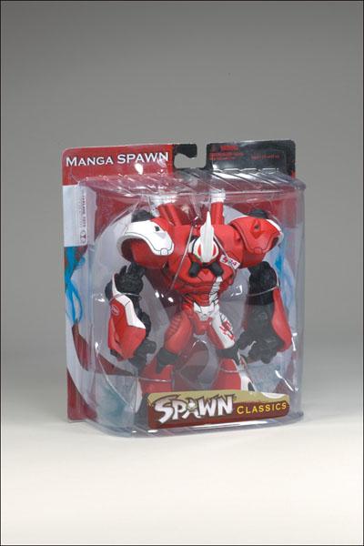 Manga Spawn 2