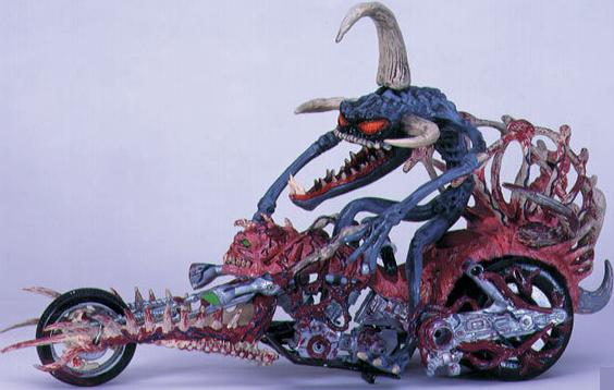 Spawn Violator Chopper