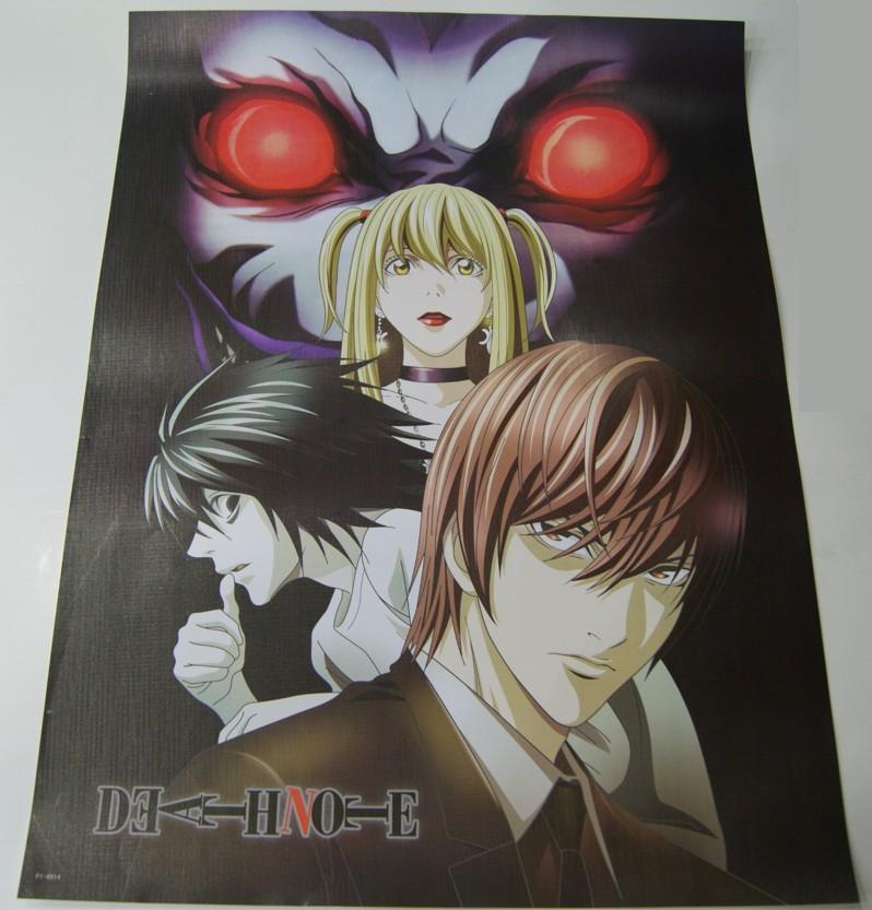 Death Note αφίσα