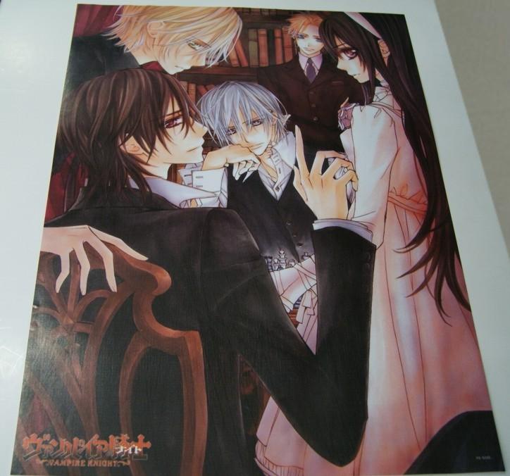 Vampire knight αφίσα