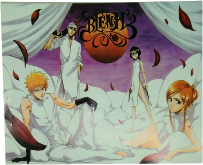 Bleach αφίσα