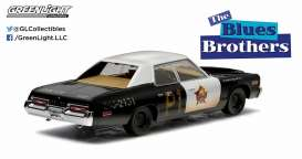 Blues Brothers ,1974 dodge monaco black/white
