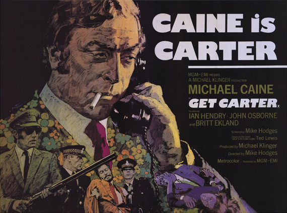 Caine is Carter