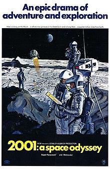 2001: Η οδύσσεια του διαστήματος