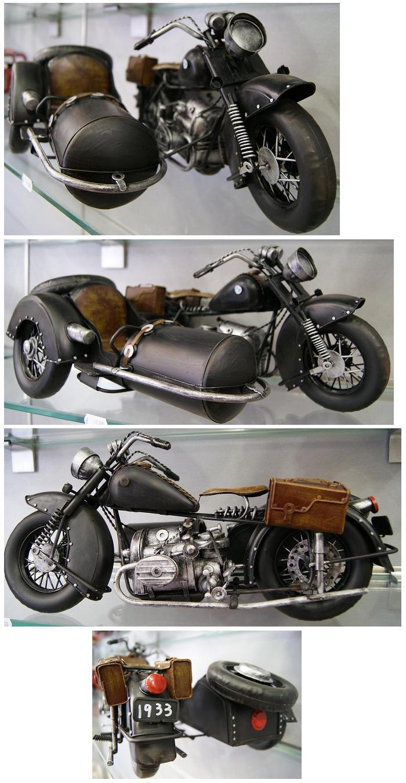 Motor bike BW