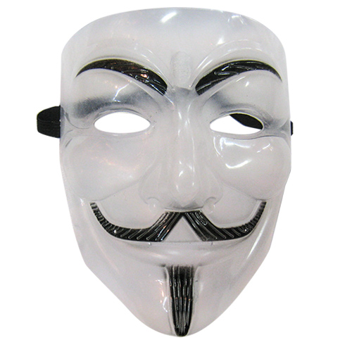 Μάσκα haker - anonymous