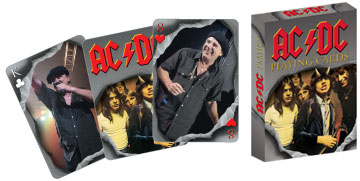 ACDC τράπουλα
