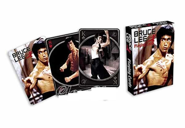 Bruce Lee τράπουλα